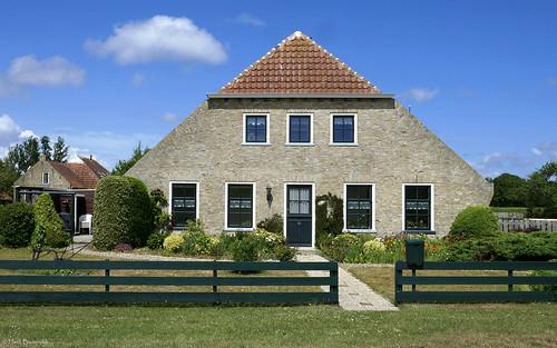 Terschelling: farmhouse near Hoorn