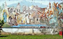 Art mural (Granada, Nicaragua)