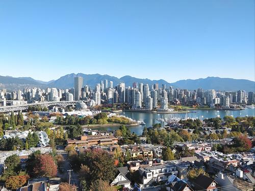 Vancouver's autumn splendour