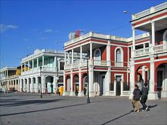 Maisons coloniales (Granada, Nicaragua)