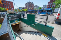 MTA Opens Reconstructed Entrance at 1 Av L Station