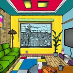 Home Colorful Home, by Minwoo