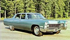 1967 Cadillac Calais 4-Door Sedan