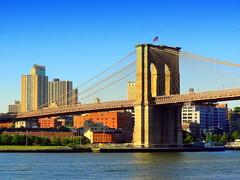 New York City Bridges and Overpasses
