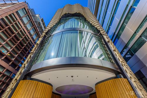 Urban Design - 3 Broadgate, London, UK