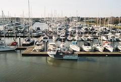 2020-03 Lymington Harbour