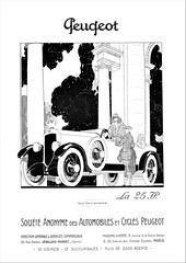 1923 Peugeot 25 HP