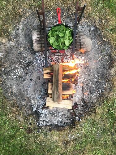 Lekkers uit de Buurt op Houtvuur - Nordic Cuisine