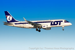 LOT - Polish Airlines, SP-LIL