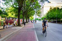 2020.06.09 Black Lives Matter Plaza, Washington, DC USA  161 36043