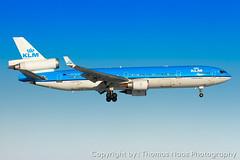 KLM Royal Dutch Airlines, PH-KCA
