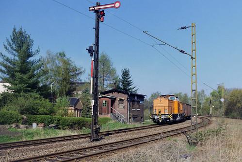 298 044 im Bf Werdau