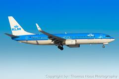 KLM Royal Dutch Airlines, PH-BXU
