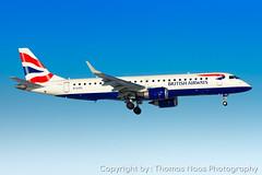 British Airways CityFlyer, G-LCYL