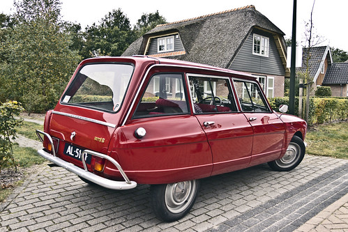 Citroën Ami 6 Break 1968 (3348)