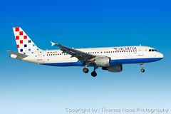 Croatia Airlines, 9A-CTF