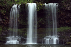 The Largest of the Four Waterfalls