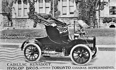 "1907 Cadillac Model ""K"" Runabout"