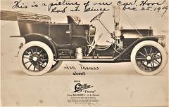 1910 Cadillac Thirty Demi Tonneau