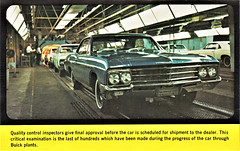 1966 Buick Assembly Line