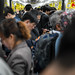 Seoul Metro Subway Rush Hour