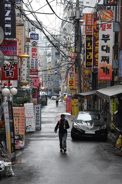 충무로 Chungmu-ro Alley