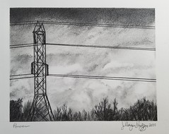 POWER, 2020My graphite pencil drawing this afternoon, June 10. 2020IMG_20200610_153740_517