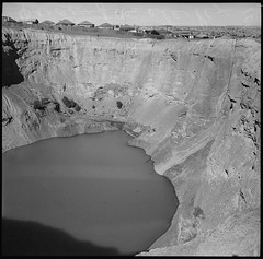 Quarry, South Ashfield, Sydney, 10 August 1938, by R. Wolfe