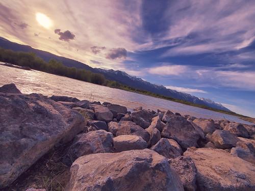 Jackson, Wyoming   Teton Range