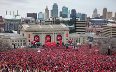 2020 Kansas City Chiefs Championship Parade & Rally