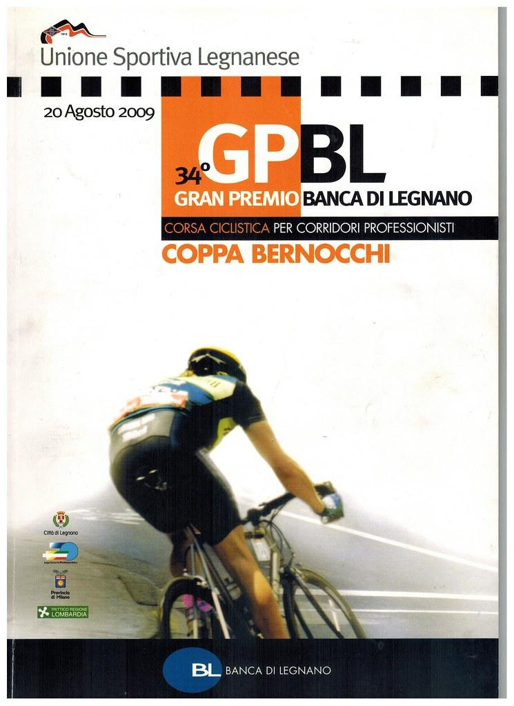 91° Coppa Bernocchi 2009