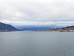 Norvège, la Ville de Tromso