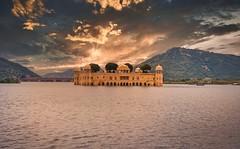 'Water Palace', Jaipur