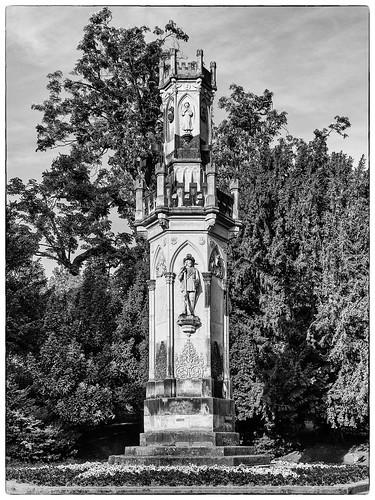 Freiberg, Schwedendenkmal
