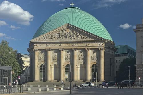2018-08-11 DE Berlin-Mitte, Bebelplatz, St.-Hedwigs-Kathedrale