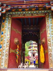 Lamaling Monastery, Tibet, China