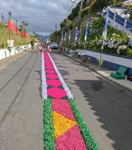 village of Santo Antonio prepares for their Saint festival