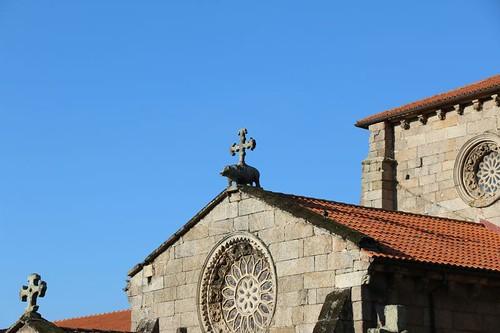 Iglesia gótica de San Francisco. Construida en el S XIV. Betanzos (2)