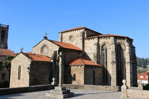 Iglesia gótica de San Francisco. Construida en el S XIV. Betanzos (1)