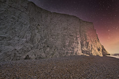 Stars over the seven sisters
