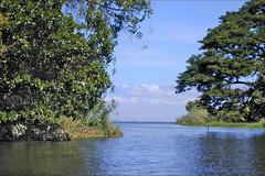 Le lac Nicaragua à Granada