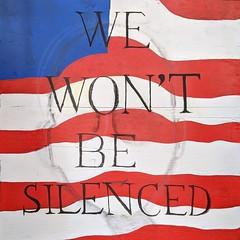 We Won't Be Silenced