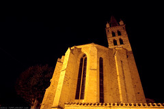 FR11 5890 L'église Saint-André (XIVe - XIXe siècles). Alet-les-Bains, Aude - Photo of La Digne-d'Amont