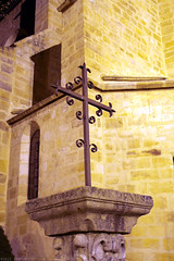FR11 5885 L'église Saint-André. Alet-les-Bains, Aude