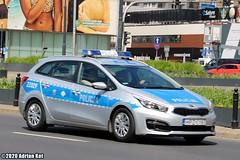 Kia Cee'd SW Policja ZZ029