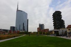 Parco Biblioteca degli Alberi Milano - BAM @ Quartiere Porta Nuova @ Milano