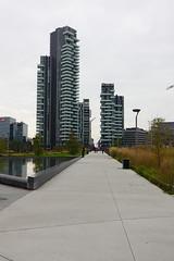 Zona Varinese @ Parco Biblioteca degli Alberi Milano - BAM @ Quartiere Porta Nuova @ Milano