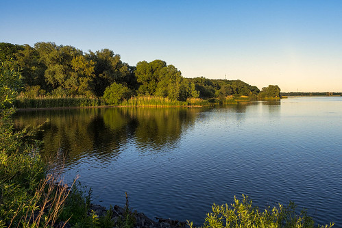 Schnakenbek Elbe