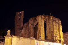 FR11 5893 L'abbaye bénédictine Notre-Dame d'Alet (Xe siècle). Alet-les-Bains, Aude - Photo of La Digne-d'Amont