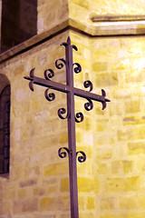 FR11 5884 L'église Saint-André. Alet-les-Bains, Aude - Photo of La Digne-d'Amont